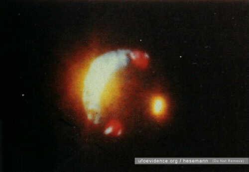 ufo levittown