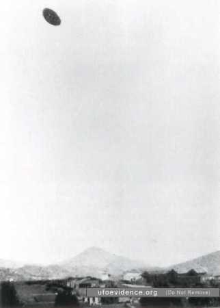 ufo malaga