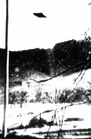 ufo polandia